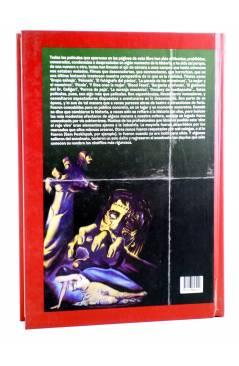Contracubierta de CINE AL ROJO VIVO. PELÍCULAS QUE IMPACTARON AL MUNDO 1919-1972 (José De Diego) Bookland 2011