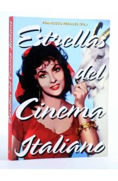 Cubierta de ESTRELLAS DEL CINEMA ITALIANO (Francisco Perales (Ed.)) T&B 2013