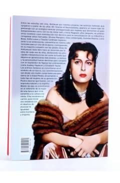 Contracubierta de ESTRELLAS DEL CINEMA ITALIANO (Francisco Perales (Ed.)) T&B 2013