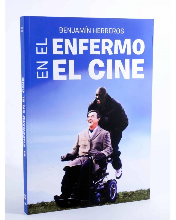 Cubierta de EL ENFERMO EN EL CINE (Benjamín Herreros) T&B 2017