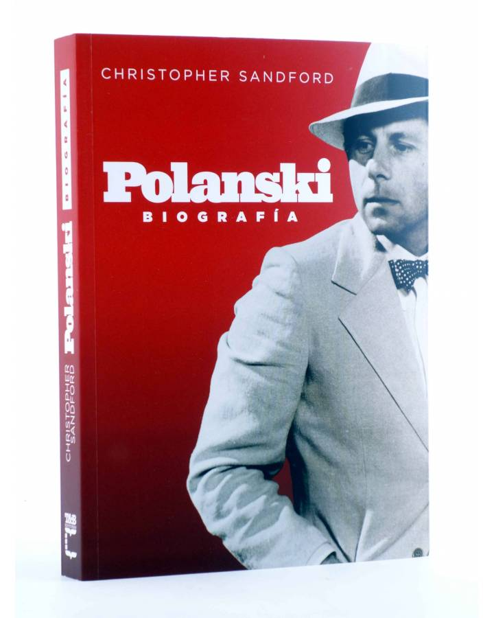 Cubierta de ROMAN POLANSKI: BIOGRAFÍA (Christopher Sandford) T&B 2007