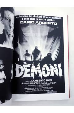 Muestra 6 de DARÍO ARGENTO: EL CELULOIDE TEÑIDO DE ROJO (Ramón Alfonso) T&B 2014