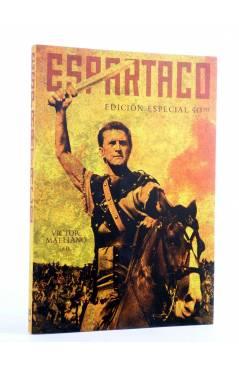 Cubierta de ESPARTACO EDICIÓ ESPACIAL 50 TH (Victor Matellano Ed.) T&B 2009