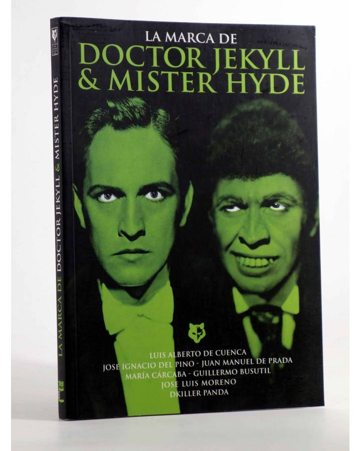 Cubierta de LA MARCA DE DOCTOR JEKYLL & MISTER HYDE (Vvaa) T&B 2012
