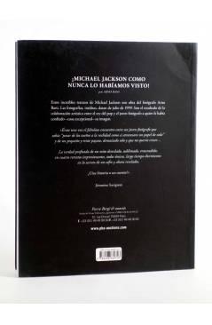 Contracubierta de AUCTION MICHAEL JACKSON (Arno Bani) Pierre Bergé 2010