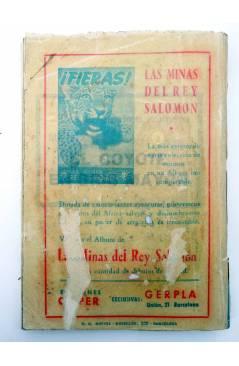 Muestra 3 de EL COYOTE 143. NUEVO COYOTE 13: AL NORTE DE RÍO BRAVO (José Mallorquí) Cliper 1951