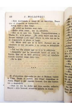 Muestra 5 de EL COYOTE 143. NUEVO COYOTE 13: AL NORTE DE RÍO BRAVO (José Mallorquí) Cliper 1951