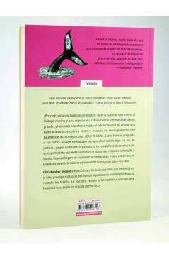Contracubierta de ALETA (Christopher Moore) La Factoría de Ideas 2012