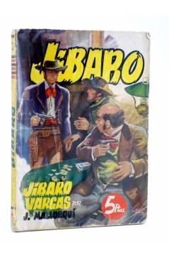 Cubierta de JIBARO 3. JÍBARO VARGAS (José Mallorquí) Cliper 1951
