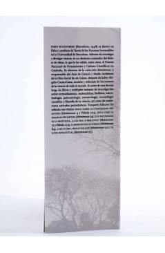 Muestra 1 de METATEMAS 107. YO LO SUPERFLUO Y EL ERROR (Jorge Wagensberg) Tusquets 2009