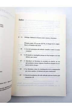 Muestra 2 de METATEMAS 107. YO LO SUPERFLUO Y EL ERROR (Jorge Wagensberg) Tusquets 2009