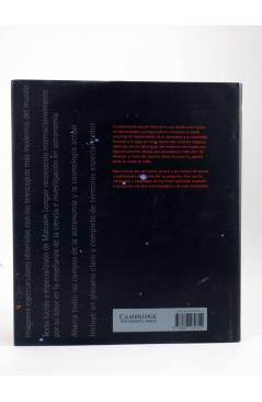 Contracubierta de LA EVOLUCIÓN DE NUESTRO UNIVERSO (Malcolm S. Longair) Cambridge University Press 1998