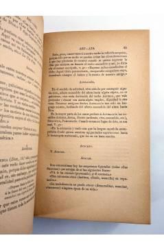 Muestra 2 de DICCIONARIO DE GALICISMOS (Rafael María Baralt) Sucesores de Rivadeneyra 1890