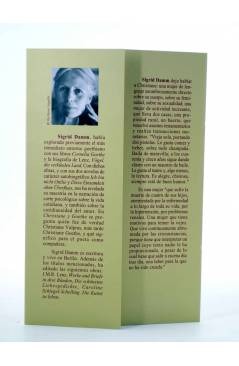 Muestra 1 de CHRISTIANNE Y GOETHE. HISTORIA DE UNA RELACIÓN (Sigrid Damn) Siglo XXI 2000