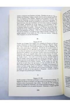 Muestra 3 de CHRISTIANNE Y GOETHE. HISTORIA DE UNA RELACIÓN (Sigrid Damn) Siglo XXI 2000