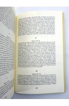 Muestra 4 de CHRISTIANNE Y GOETHE. HISTORIA DE UNA RELACIÓN (Sigrid Damn) Siglo XXI 2000