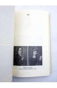 Muestra 7 de CHRISTIANNE Y GOETHE. HISTORIA DE UNA RELACIÓN (Sigrid Damn) Siglo XXI 2000