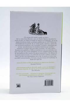 Contracubierta de UN RETRATO DE ÉPOCA. LAS MEMORIAS DE INFANCIA DE LA NIETA DE DARWIN (Gwen Raverat) Siglo XXI 2009