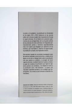 Muestra 1 de LA PUTA Y EL CIUDADANO. LA PROSTITUCIÓN EN AMSTERDAM EN LOS SIGLOS XVII Y XVIII (Lotte Van De Pol) Siglo XX