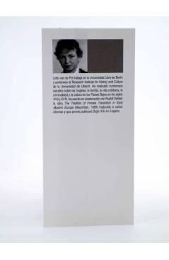 Muestra 2 de LA PUTA Y EL CIUDADANO. LA PROSTITUCIÓN EN AMSTERDAM EN LOS SIGLOS XVII Y XVIII (Lotte Van De Pol) Siglo XX