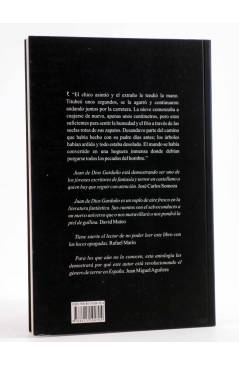 Contracubierta de APUNTES MACABROS (Juan De Dios Garduño) 23 Escalones 2011