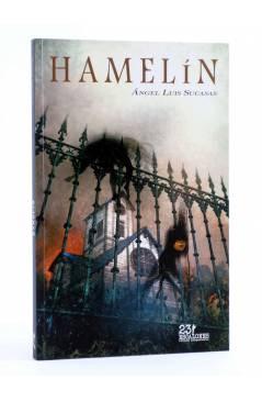Cubierta de HAMELIN (Ángel Luis Sucasas) 23 Escalones 2011