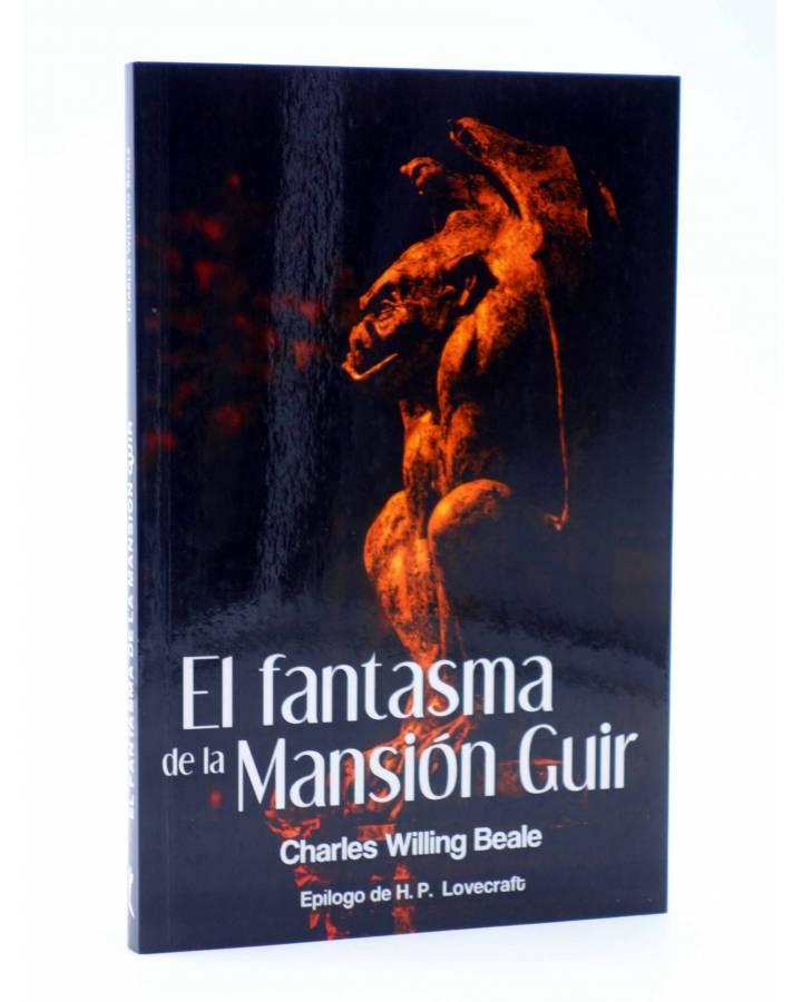Cubierta de EL FANTASMA DE LA MANSIÓN GUIR (Charles Willing Beale) 23 Escalones 2012