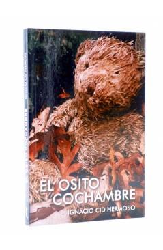 Cubierta de EL OSITO COCHAMBRE (Ignacio Cid Hermoso) 23 Escalones 2012