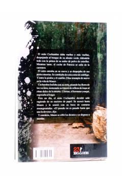 Contracubierta de EL OSITO COCHAMBRE (Ignacio Cid Hermoso) 23 Escalones 2012