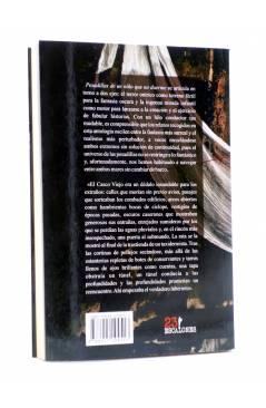 Contracubierta de PESADILLAS DE UN NIÑO QUE NO DUERME (Juan A. Laguna Edroso) 23 Escalones 2012