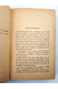 Muestra 2 de AVENTURAS DE TARZÁN 4. EL HIJO DE TARZÁN (Edgar Rice Burroughs) Gustavo Gili 1947. 3ª ed