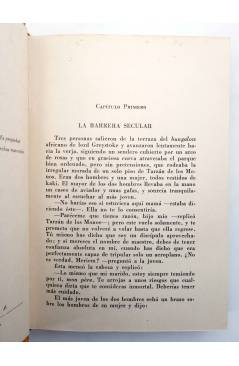 Muestra 2 de AVENTURAS DE TARZÁN 10. TARZÁN ENTRE PIGMEOS (Edgar Rice Burroughs) Gustavo Gili 1953. 3ª ed