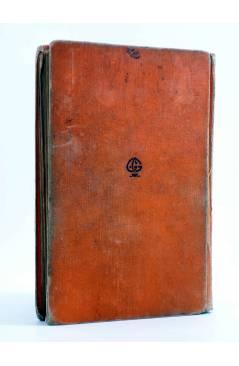 Contracubierta de AVENTURAS DE TARZÁN 3. LAS FIERAS DE TARZÁN (Edgar Rice Burroughs) Gustavo Gili 1927. 2ª ed
