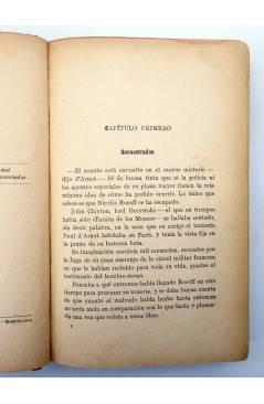 Muestra 2 de AVENTURAS DE TARZÁN 3. LAS FIERAS DE TARZÁN (Edgar Rice Burroughs) Gustavo Gili 1927. 2ª ed