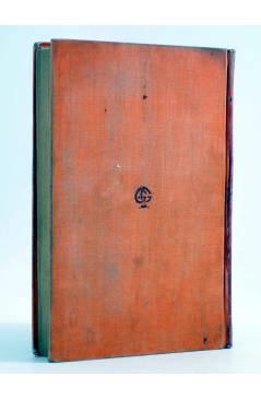 Contracubierta de AVENTURAS DE TARZÁN 9. TARZÁN Y EL LEÓN DE ORO (Edgar Rice Burroughs) Gustavo Gili 1928