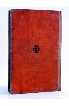 Contracubierta de AVENTURAS DE TARZÁN 11. TARZÁN EL GRAN JEQUE (Edgar Rice Burroughs) Gustavo Gili 1929