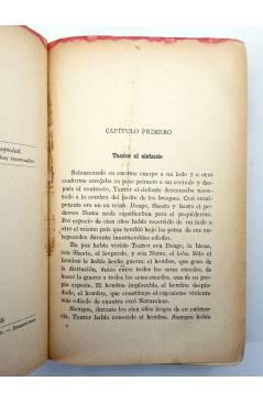 Muestra 2 de AVENTURAS DE TARZÁN 11. TARZÁN EL GRAN JEQUE (Edgar Rice Burroughs) Gustavo Gili 1929