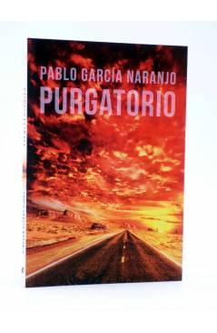 Cubierta de PURGATORIO (Pablo García Naranjo) Tyrannosaurus 2016