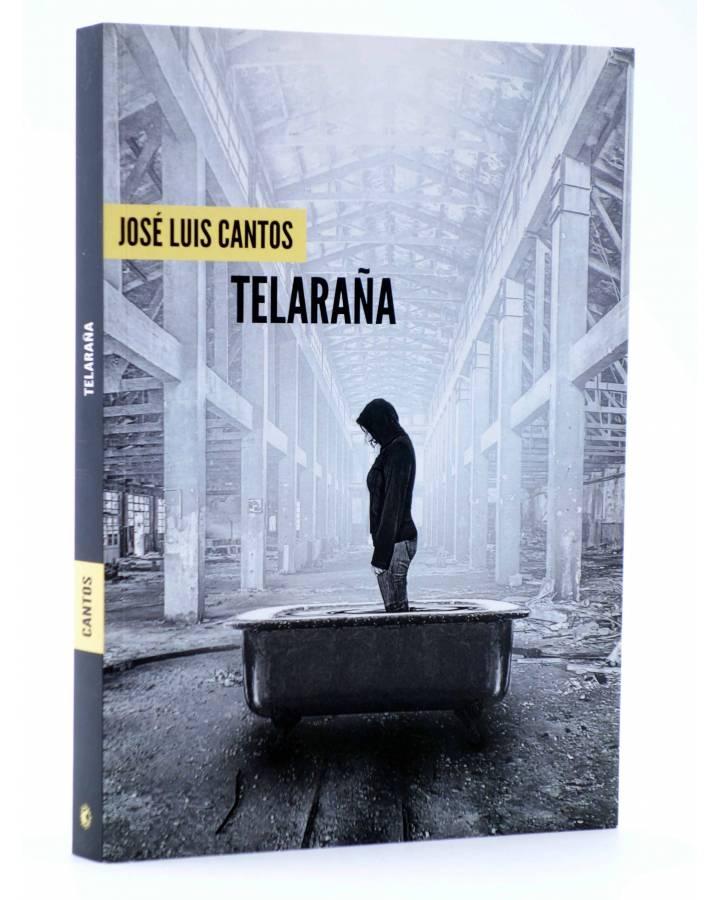 Cubierta de COLECCIÓN DIRT 3. TELARAÑA (José Luis Cantos) Tyrannosaurus 2015