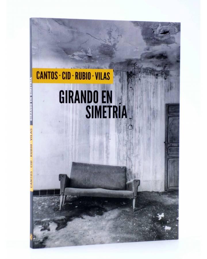 Cubierta de COLECCIÓN DIRT 2. GIRANDO EN SIMETRÍA (Cantos / Cid / Rubio / Vilas) Tyrannosaurus 2015