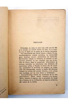 Muestra 2 de TARZÁN 16. TARZÁN EN EL CENTRO DE LA TIERRA (Edgar Rice Burroughs) Tor 1948
