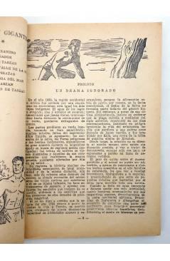 Muestra 2 de TARZÁN GIGANTE 1. TARZÁN EL MAGNÁNIMO (J.A. Brau Santillana) Tor 1959. APÓCRIFO