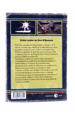 Contracubierta de DOUBLE FEATURE TDF 2. DARK STAR / EL REGRESO DE LOS MUERTOS VIVIENTES (Toni Bascoy) Tyrannosaurus 2013
