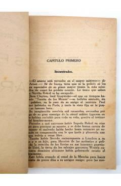 Muestra 2 de COLECCIÓN AUDACIA 5. LAS FIERAS DE TARZÁN (Edgar Rice Burroughs) Nueva Época 1933