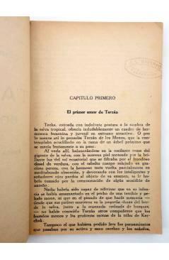 Muestra 2 de COLECCIÓN AUDACIA 11. TARZÁN EN LA SELVA (Edgar Rice Burroughs) Nueva Época 1933