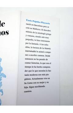 Muestra 1 de HISTORIA DE DOS PINGüINOS. UN MISTERIO DEL SUR (Enric Pujadas Gonzalo Asencio) Tyrannosaurus 2014