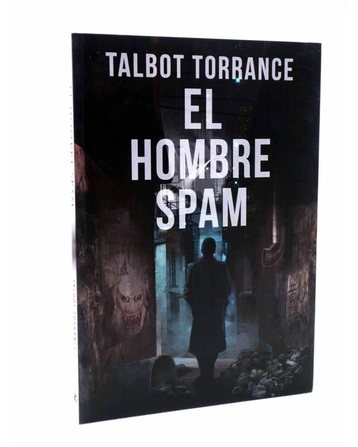 Cubierta de EL HOMBRE SPAM (Talbot Torrance) Tyrannosaurus 2014