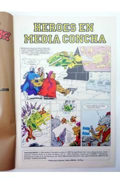 Muestra 1 de AVENTURAS TORTUGAS NINJA 3. EL LANZATORTUGAS ACTIVADO. Zinco 1990
