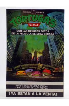 Muestra 3 de AVENTURAS TORTUGAS NINJA 4. TERRIBLE PELIGRO. Zinco 1990