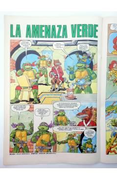 Muestra 2 de AVENTURAS TORTUGAS NINJA 17. Zinco 1990